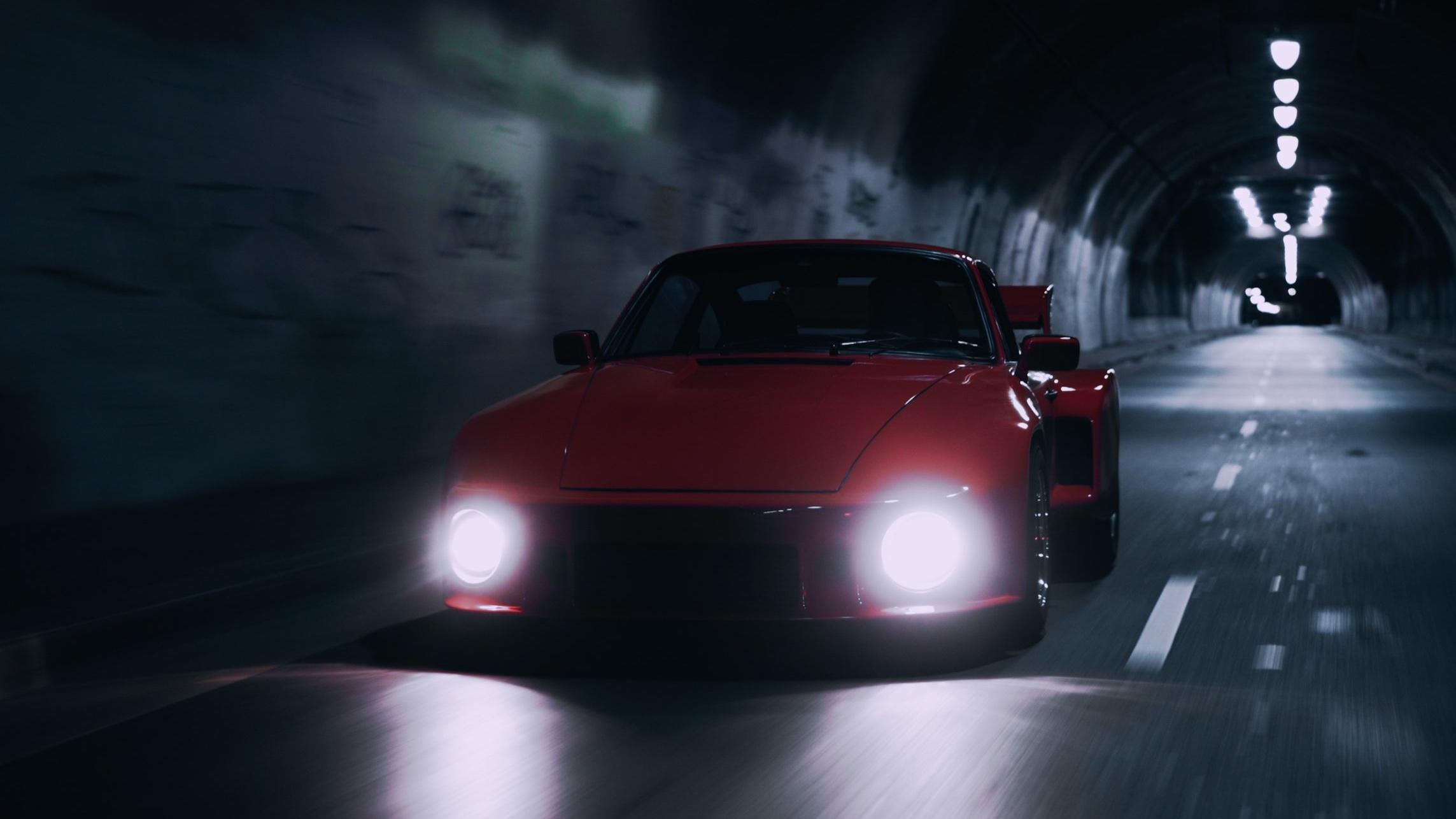 """Night Rider"" — Magnus Walker & Porsche Newsroom"