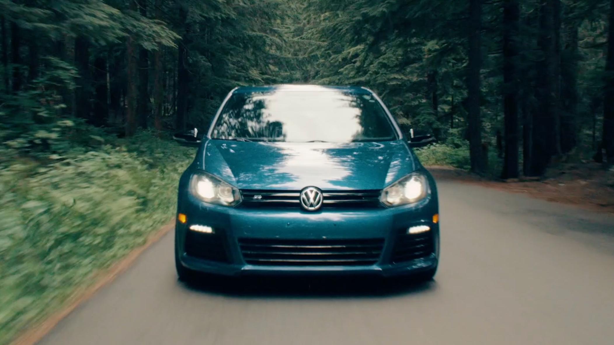 Golf R Spot — AutoGravity