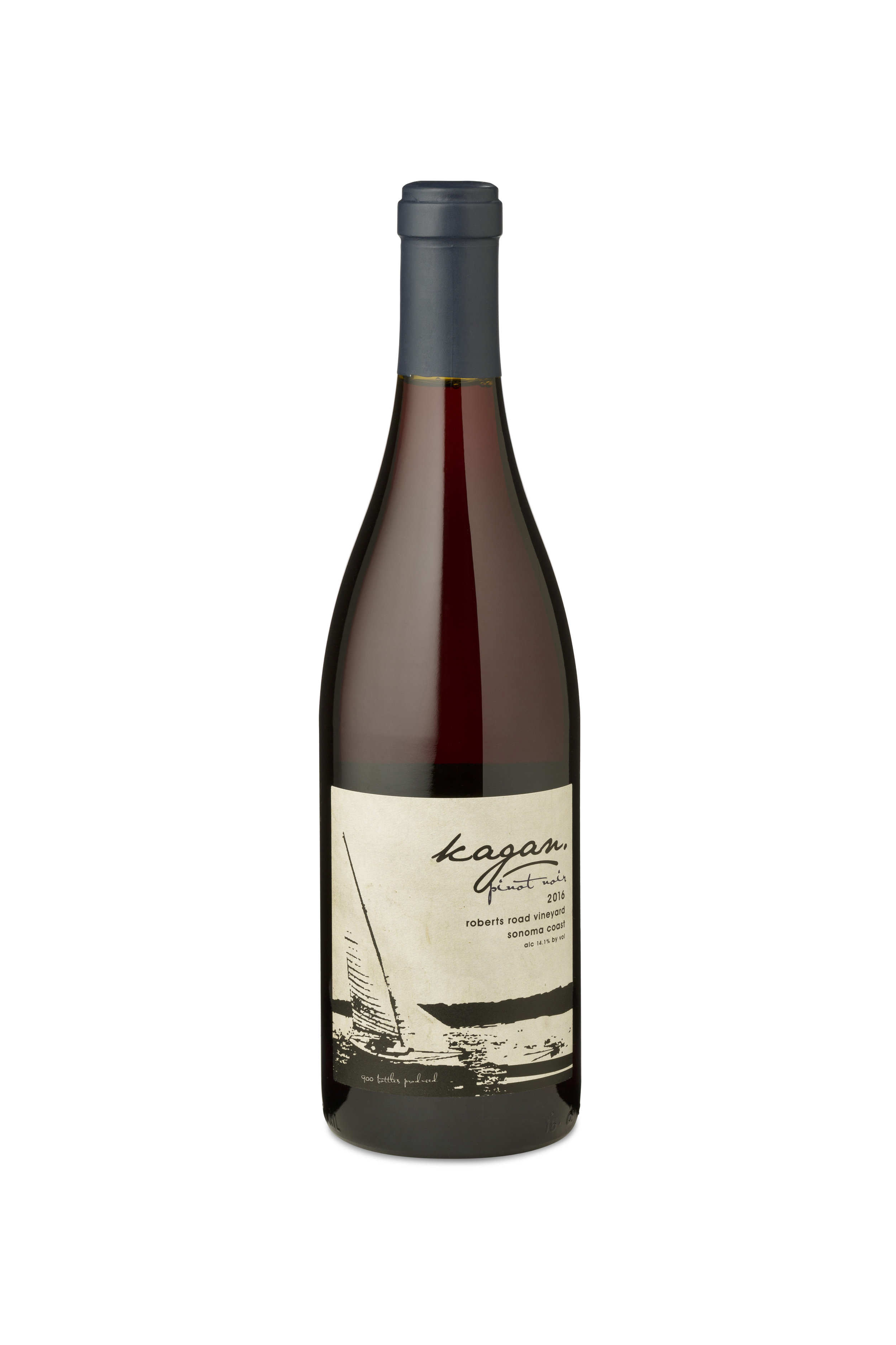 2016 Pinot Noir Roberts Road Vineyard