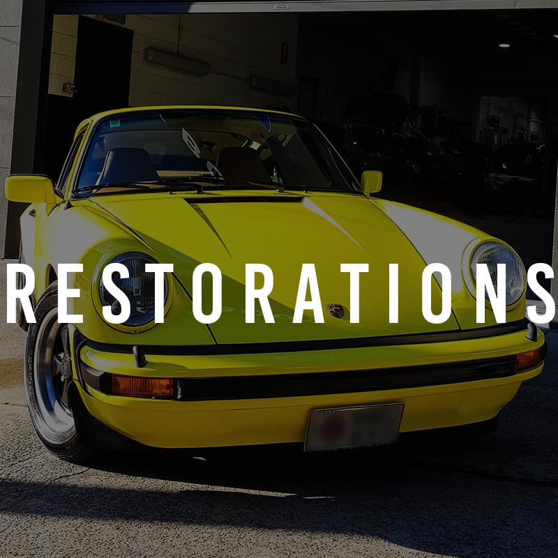 Classic Vehicle Restorations