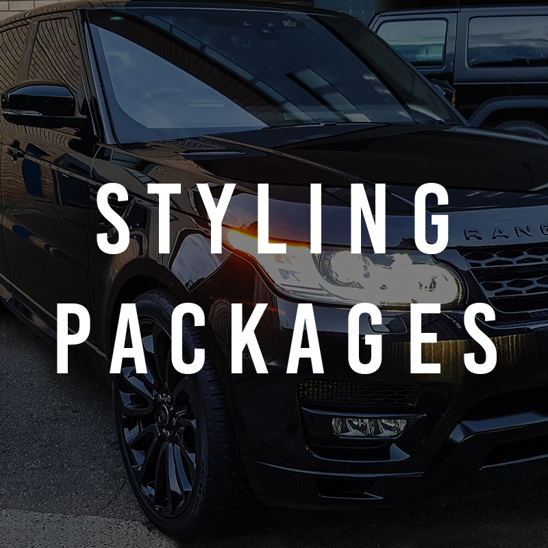 Koudsy Body Works Styling Packages