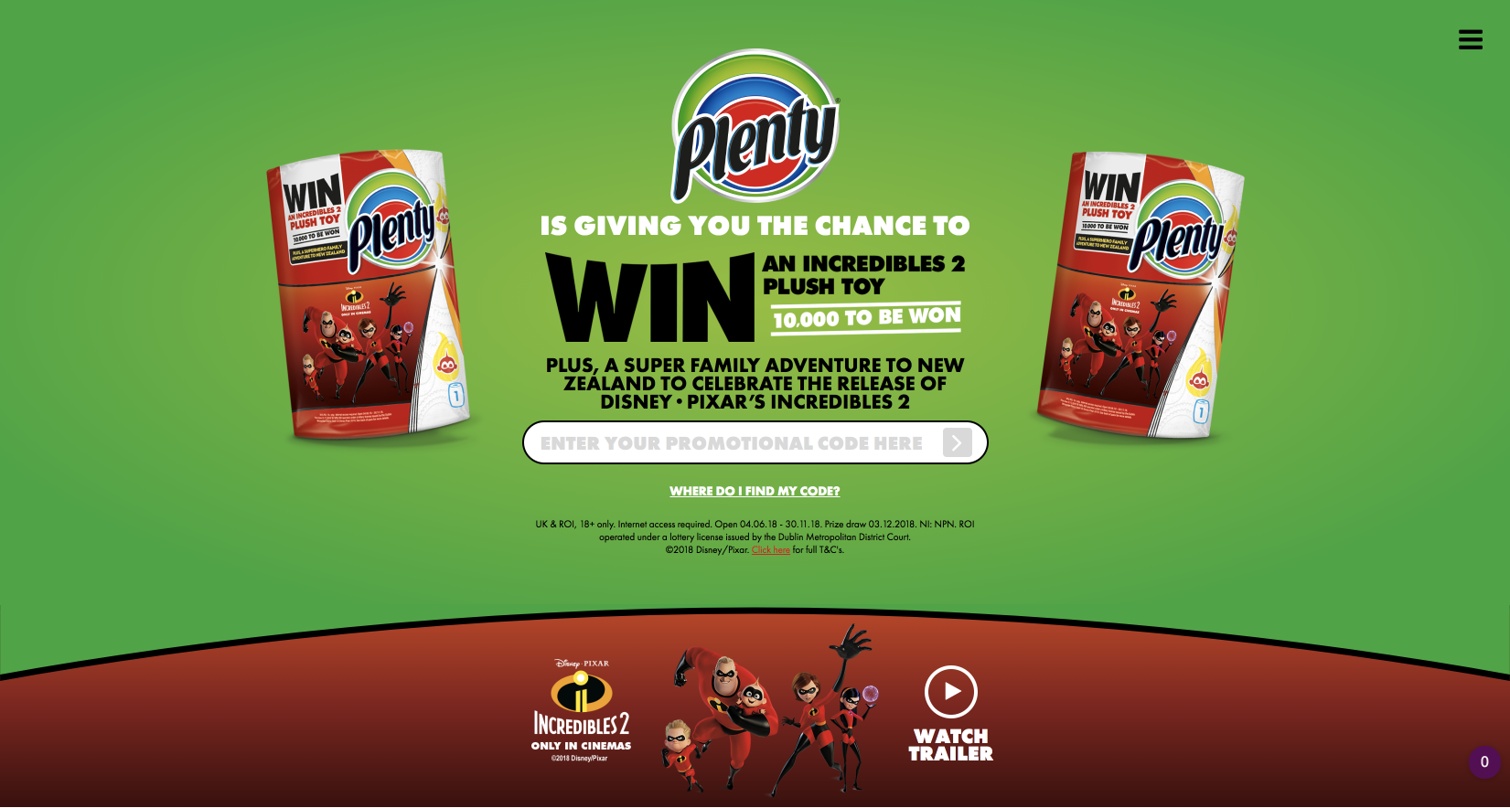 Win with Plenty _ Win Incredibles 2 plush - Home.png