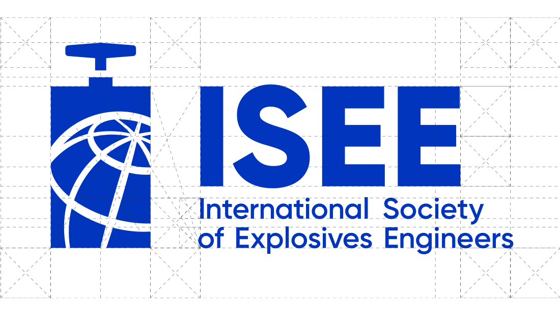 The new ISEE logo and logo architecture designed by creative marketing agency Insomniac Studios.
