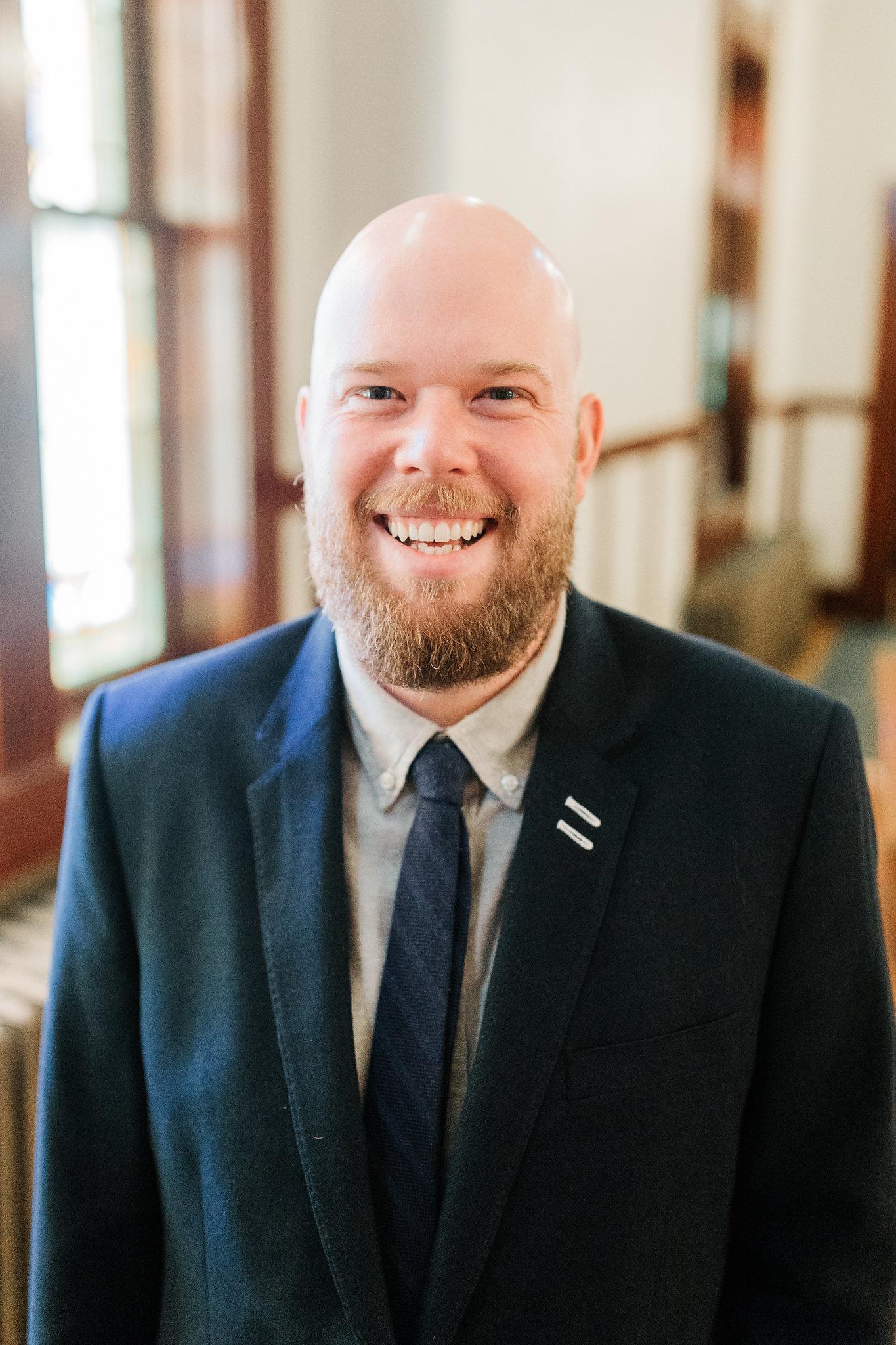Dan Berkholder, Ogden Christian Pastor