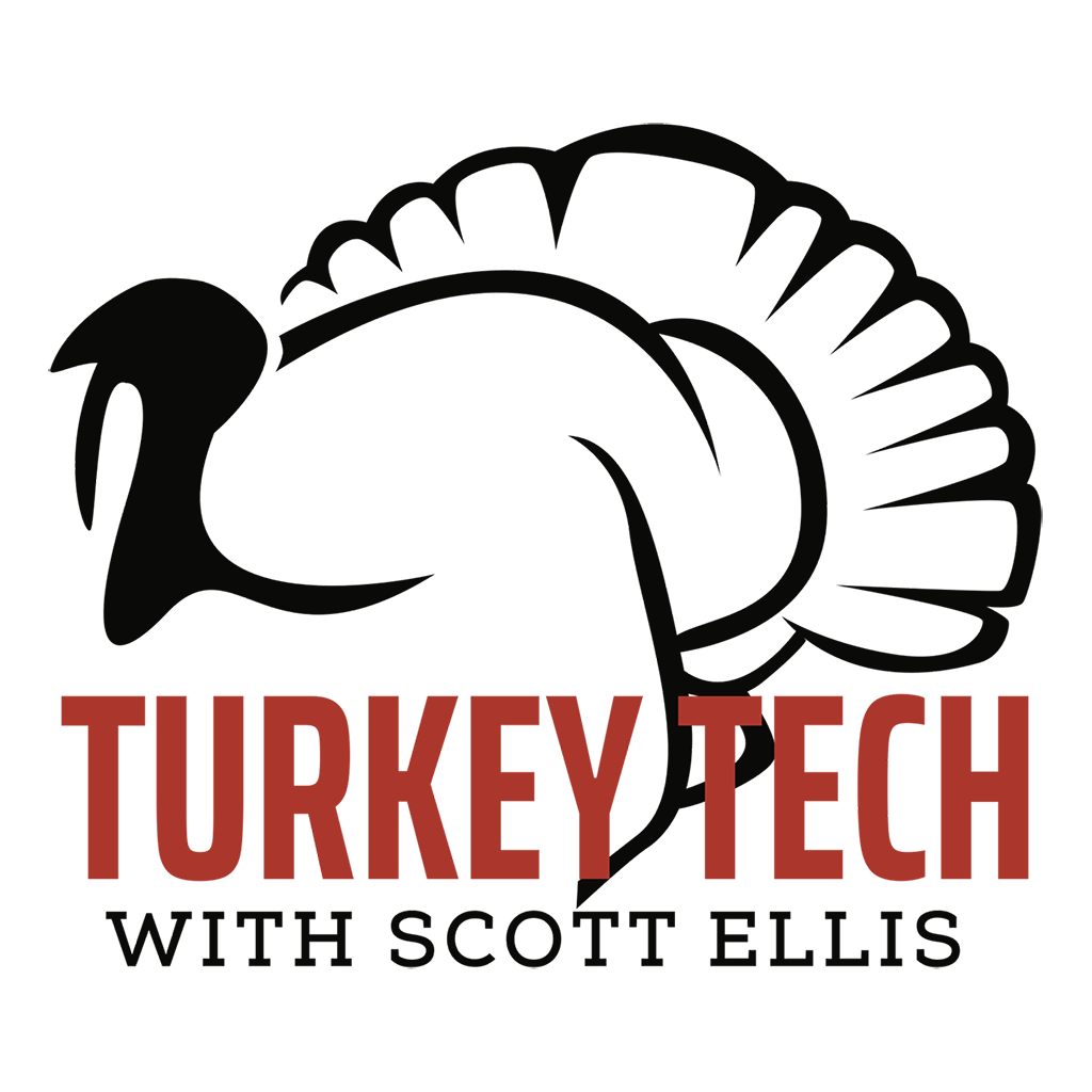 TURKEY TECH MOBILE APP    Turkey Tech is a joint endeavor by 3-time Grand National Turkey Calling Champion and US Open Champion,  @scott_c_ellis , and Got Game Technologies, a hunting industry mobile app development company. Turkey Tech helps turkey hunters find more success in the field by helping them improve their calling ability and understanding of the language and behaviors of the wild turkey.