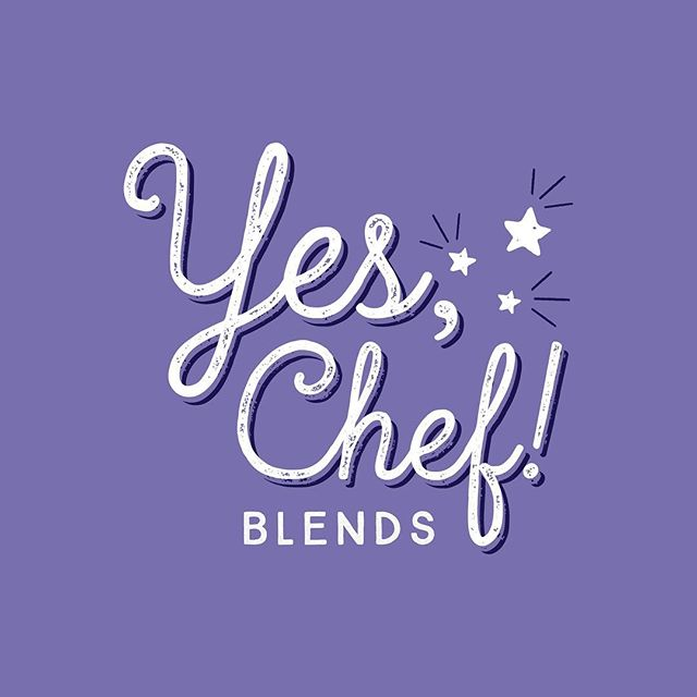 """The job of a chef, in theory, is simple """"make food taste good"""". But in reality, it is far more complicated than that. It requires imagination, discipline, organization, flawless execution and skill. With the use of Yes, Chef! Blends, you will be able to create your own meals while helping to eliminate the tragic epidemic of bland food."""