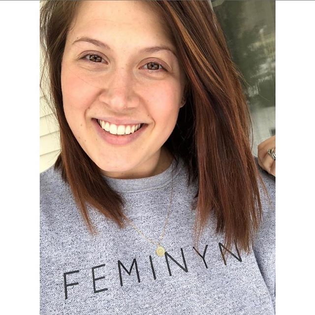 So proud to have this boss ass babe rocking our Feminyn Signature Crewneck! This beauty tackles being a mommy to three adorable bebes on top of being the creative mastermind behind @lewisdesignstudio 💓 • • • • •  #feminyn #girl #womensfashion #ootd #bossbabe #bossbabes #girlboss #girlpower #style #goals #squadgoals #instastyle #instafashion #instagood #instadaily #fashion #cute #picoftheday #babessupportingbabes #musthave #crewneck #sweatshirt #sweater #cozy #vancouver #shoplocal #shopvancouver #vancouverfashion #vancouverbloggers #vancitybusiness