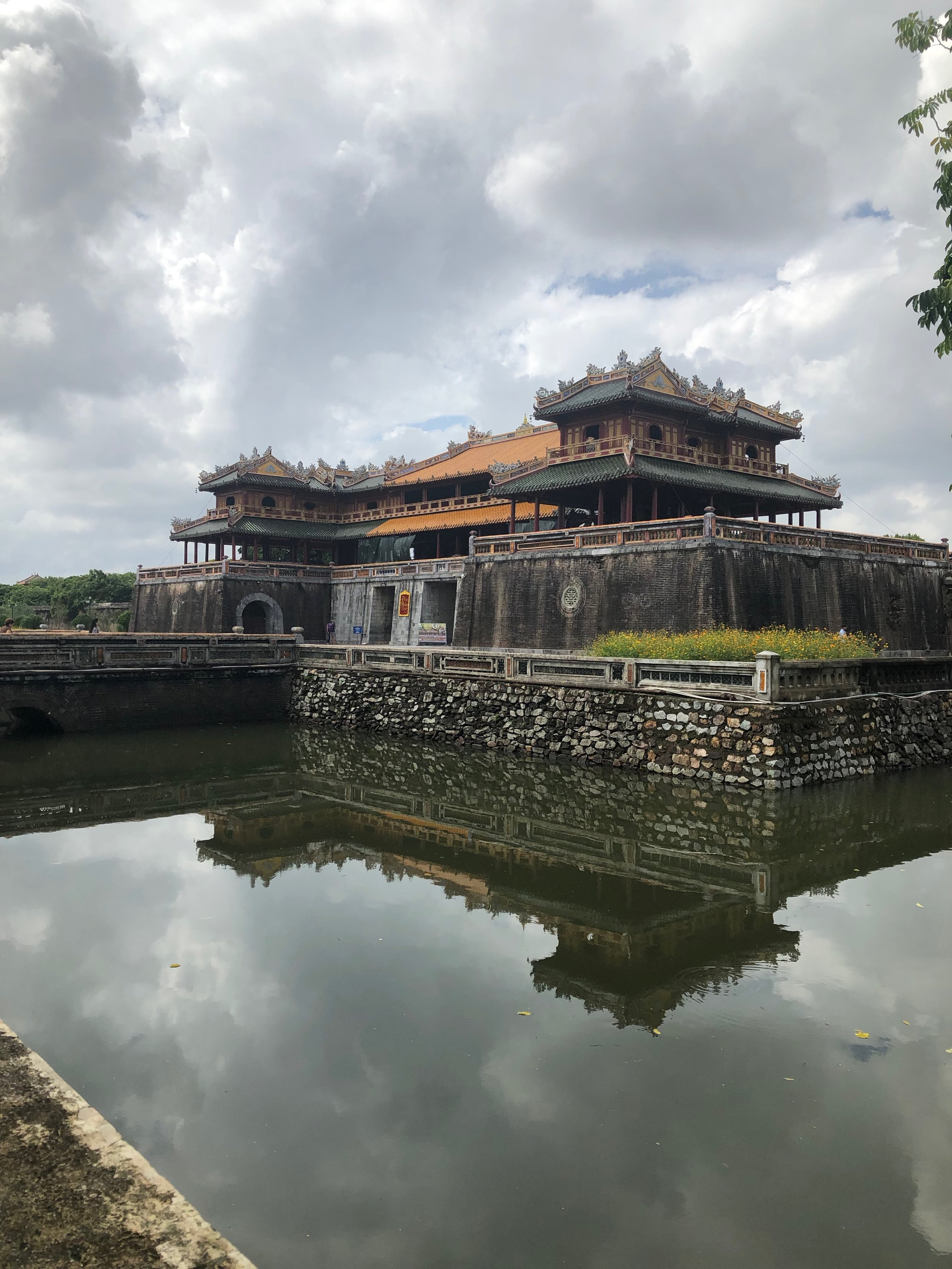 The Imperial City  &  Forbidden Purple City
