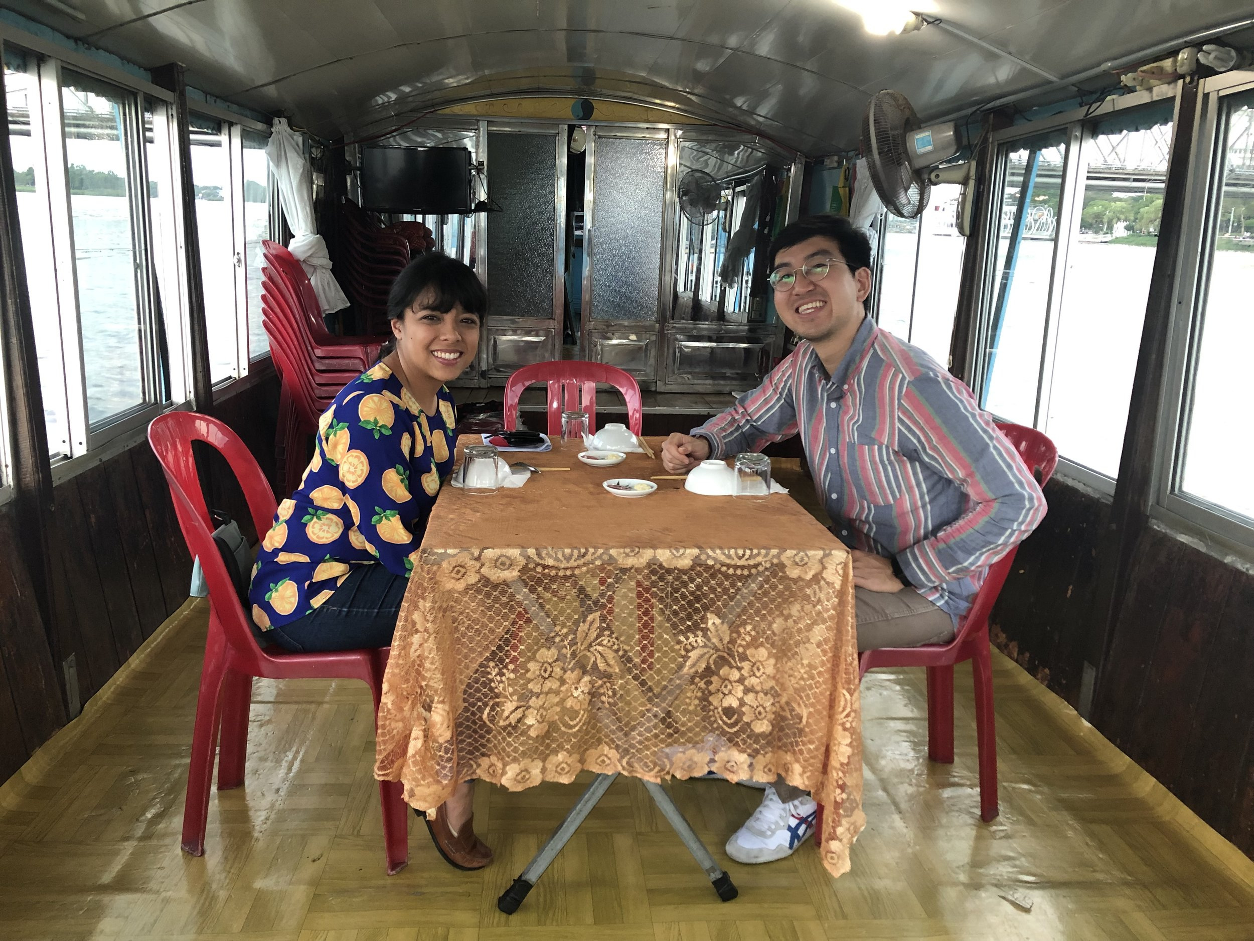 Perfume River Private Dinner Cruise