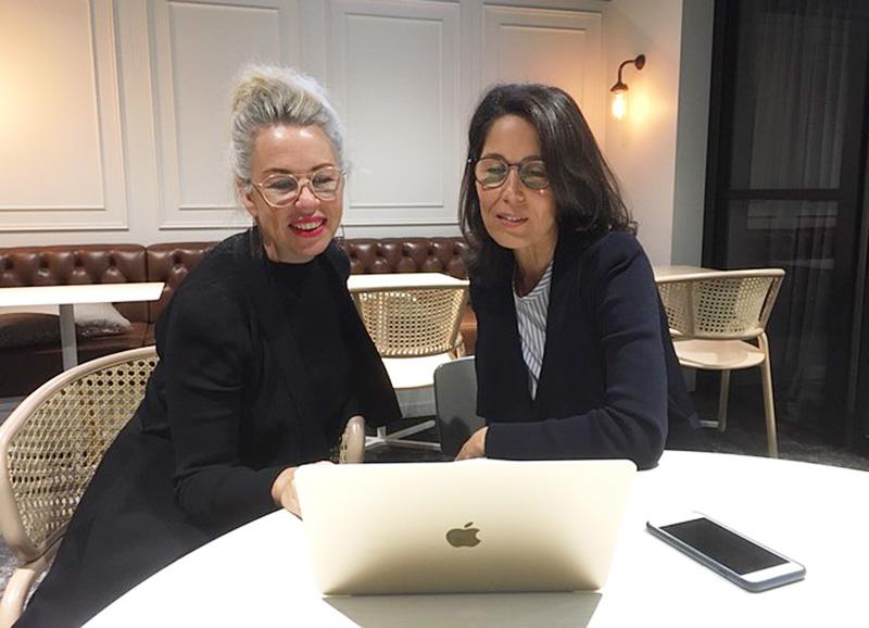 Professor Felice Jacka & Karen Wilson