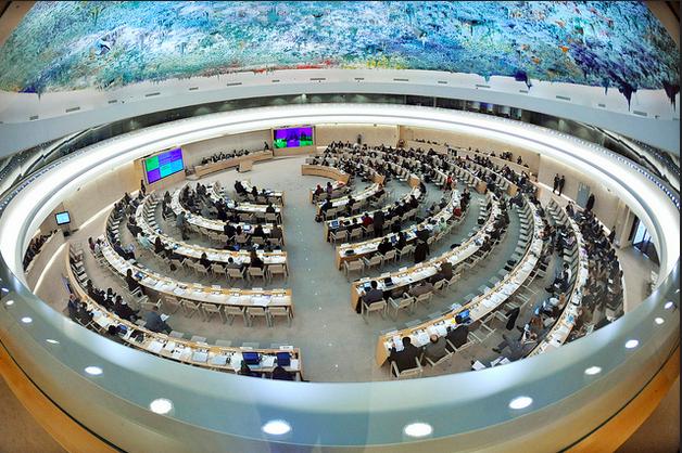 UN Human Rights Council. Source: https://www.flickr.com/photos/un_photo/5553604787