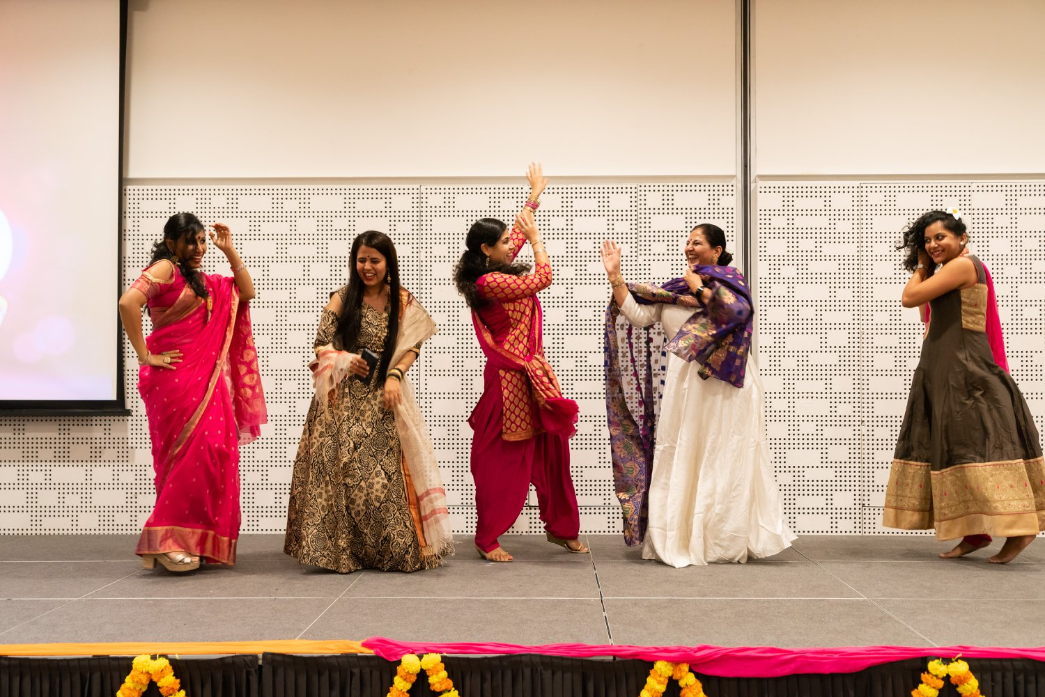 Sheena n Ruchita dancing on stage.jpg