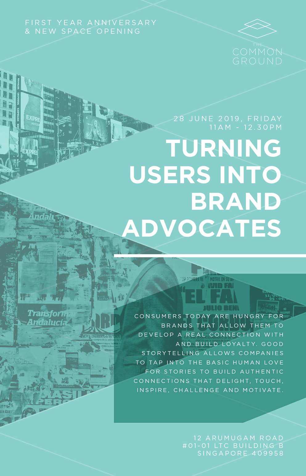 Join Us - Turning users into brand advocates.