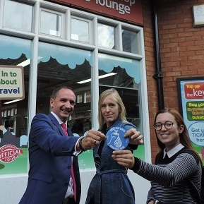 Oxford Bus Company Travel Shop - The go-ahead Oxford Bus Company's Gloucester Green shop is the latest sign up to Refill Oxford. Book your ticket and fill up your water bottle for the journey.89 Gloucester Green OX1 2BU01865 785400www.oxfordbus.co.uk/about-us/travel-shops/