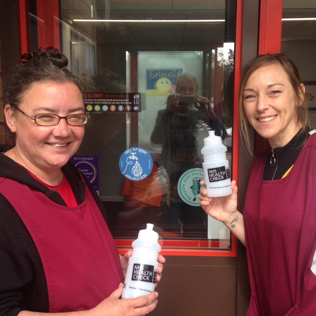 Barton Community Centre - Barton Community Centre has installed a water drinking fountain and signed up to Refill. Thanks to Oxford Direct Services, they also have 50 free water bottles to give out.29 Underhill Circus01865 761987