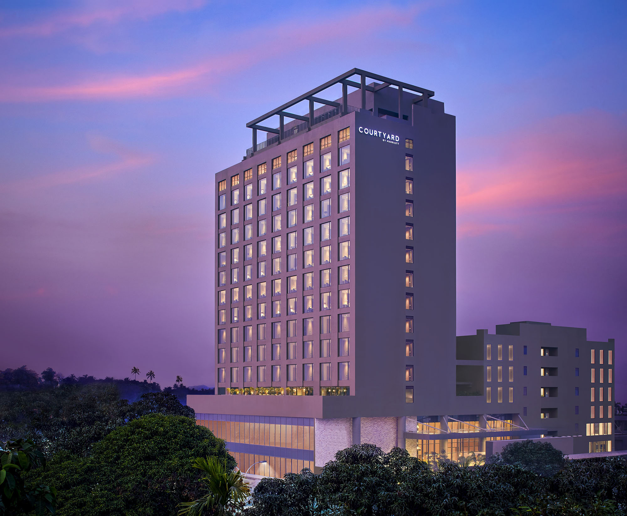 Courtyard By Marriott, Siliguri