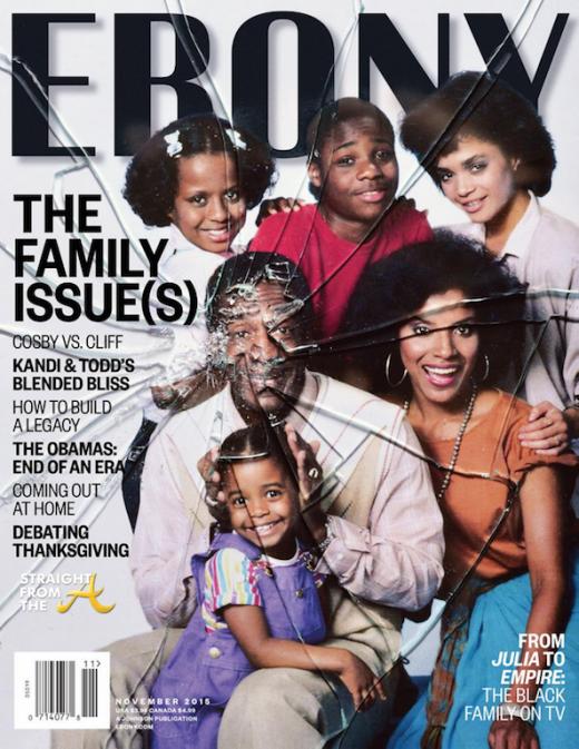 Ebony Magazine, Nov. 2015