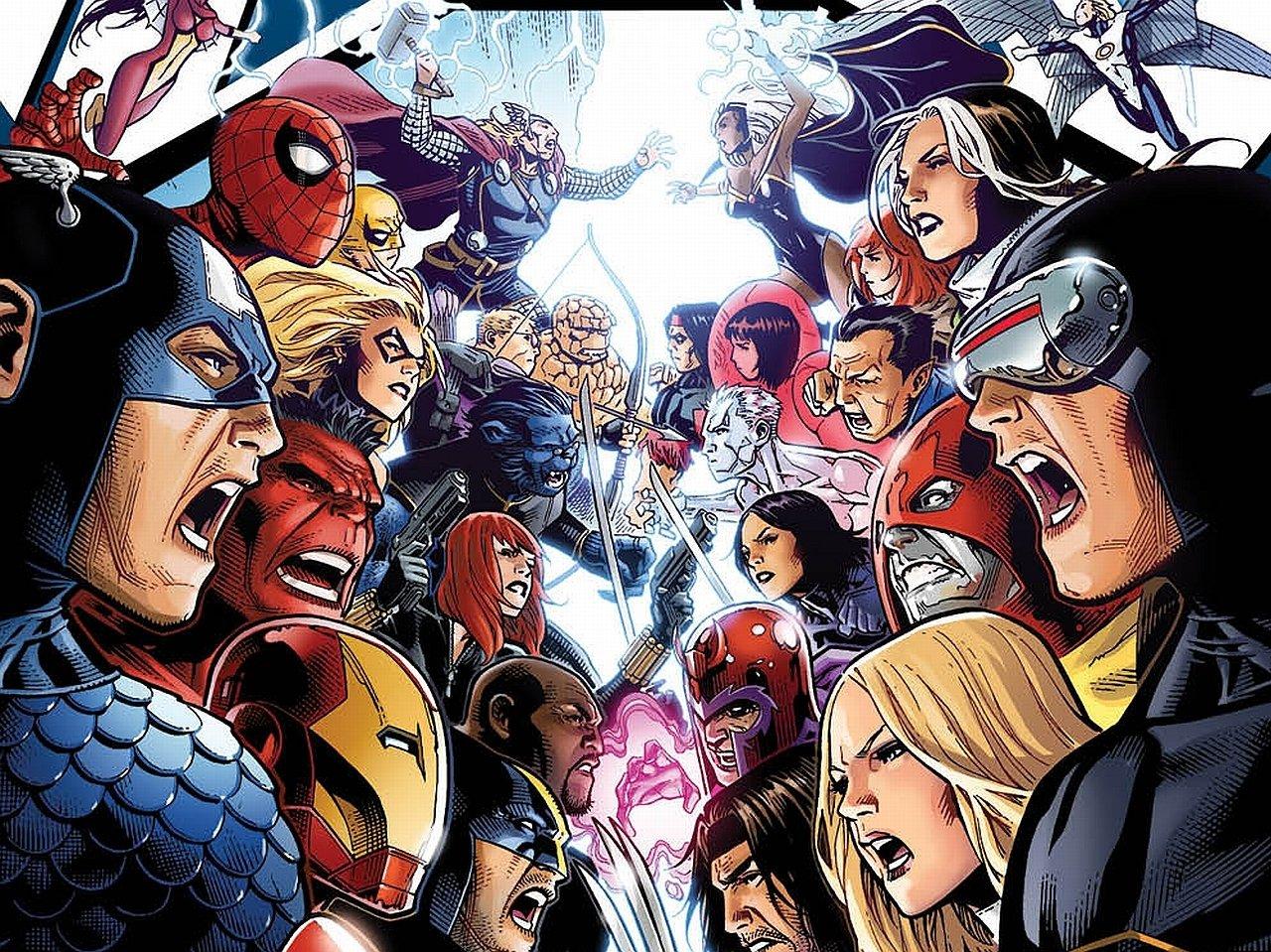 via Marvel Comics