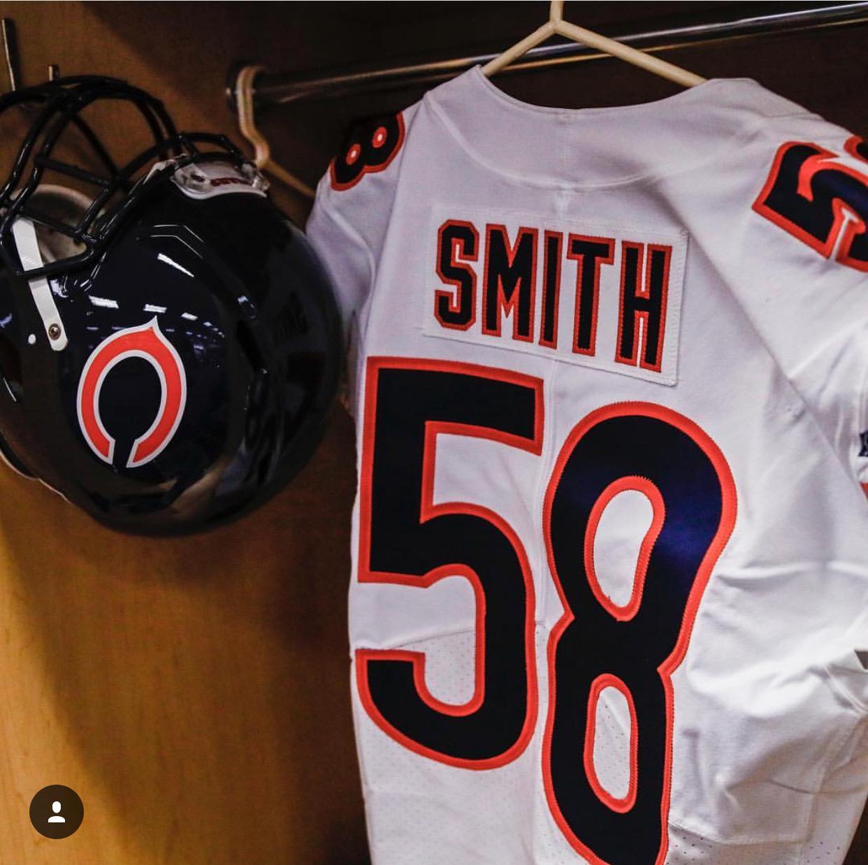 Jacob Funk/Chicago Bears 2018