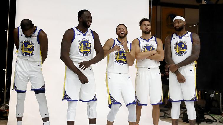 Ezra Shaw // NBA