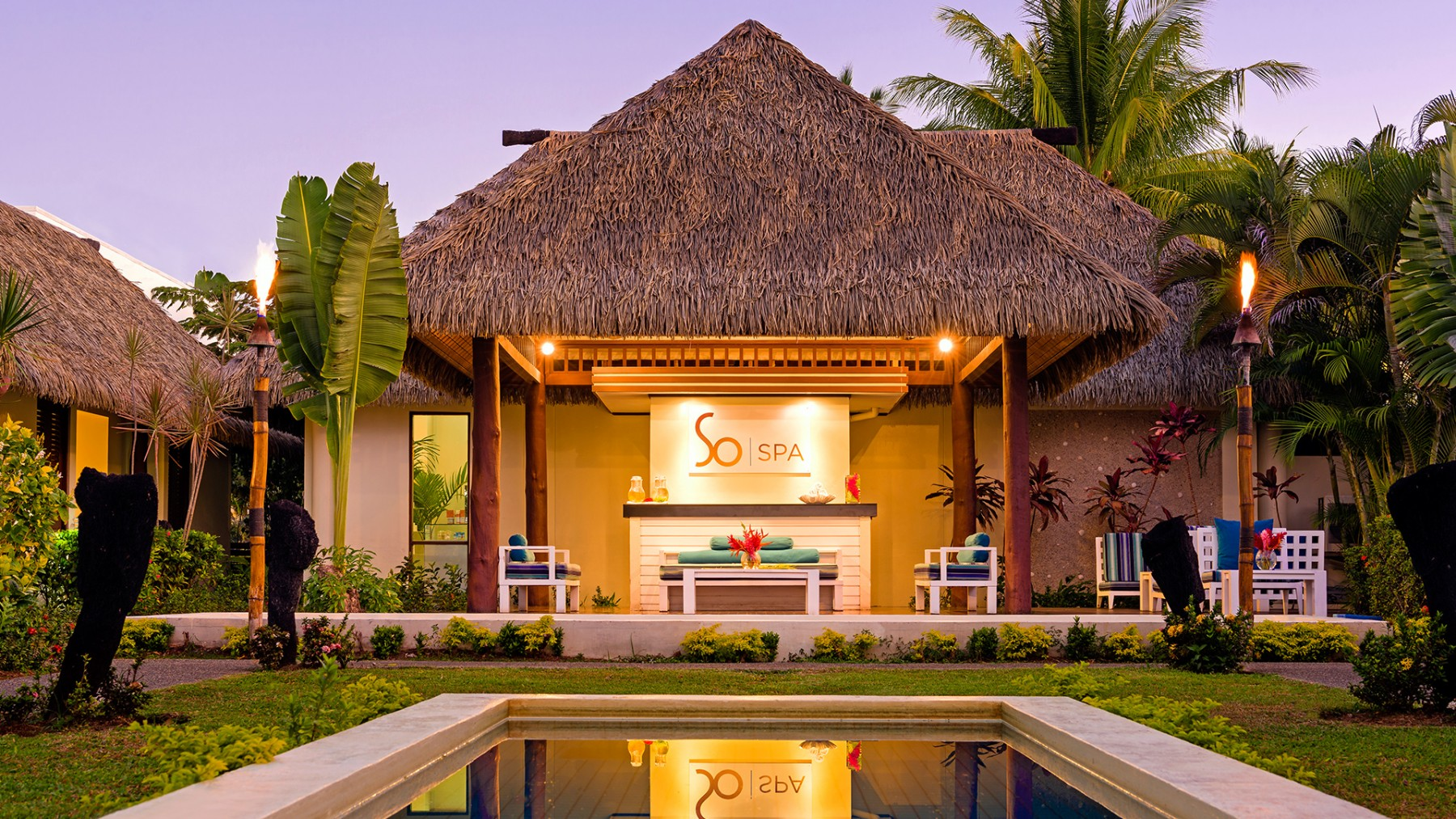 SO Spa at Sofitel Fiji Resort