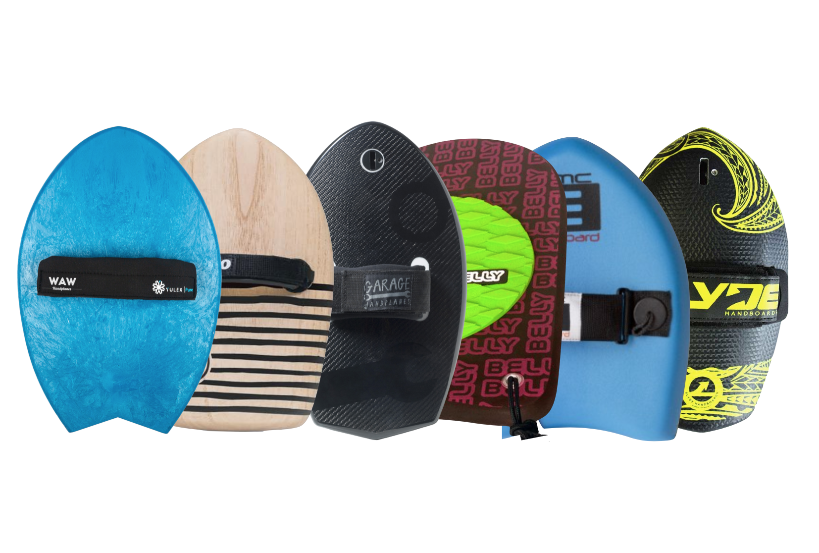 Bodysurfing Handplanes - All the best brands in one place