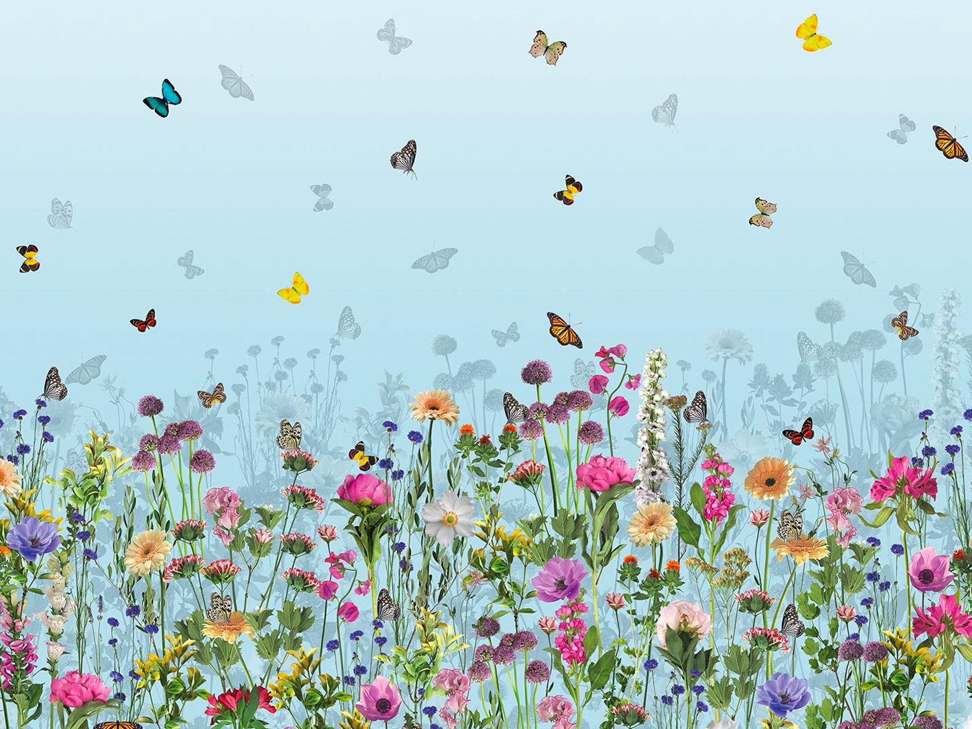 The Prettiest Kind of Wallflowers