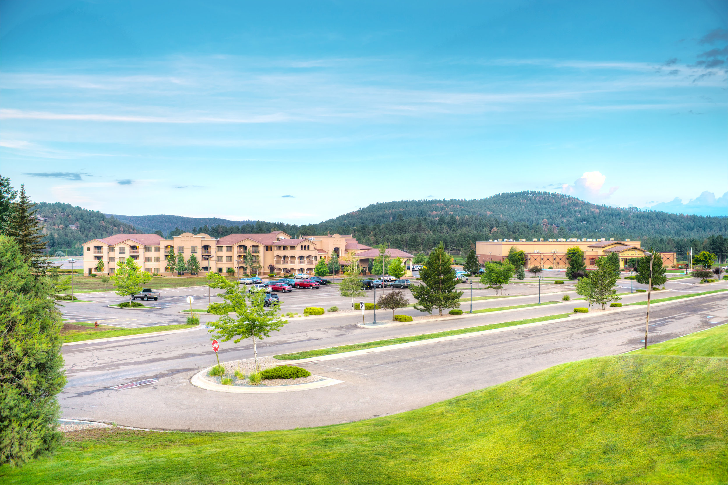 Ruidoso Convention Center & MCM Elegante Lodge & Resort