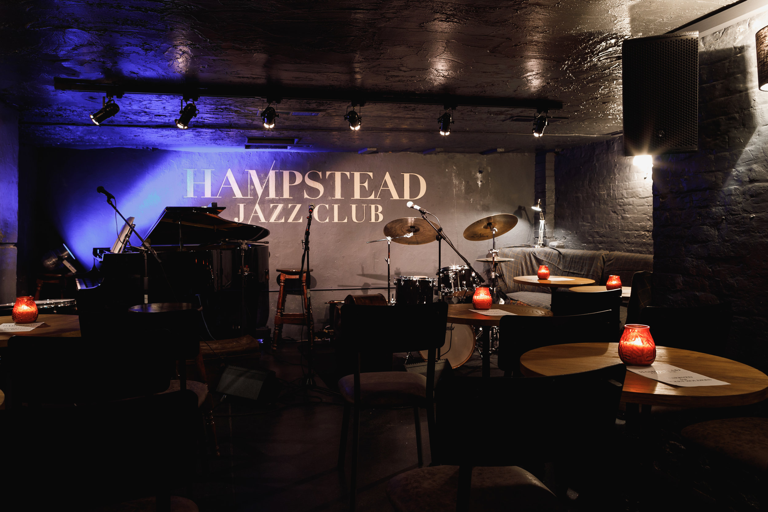 Music Venues - Lateralize are proud co-owners of the Hampstead Jazz Club one of the best new live music venues in North London, hosting diverse talent, including emerging and established musicians in an intimate setting.