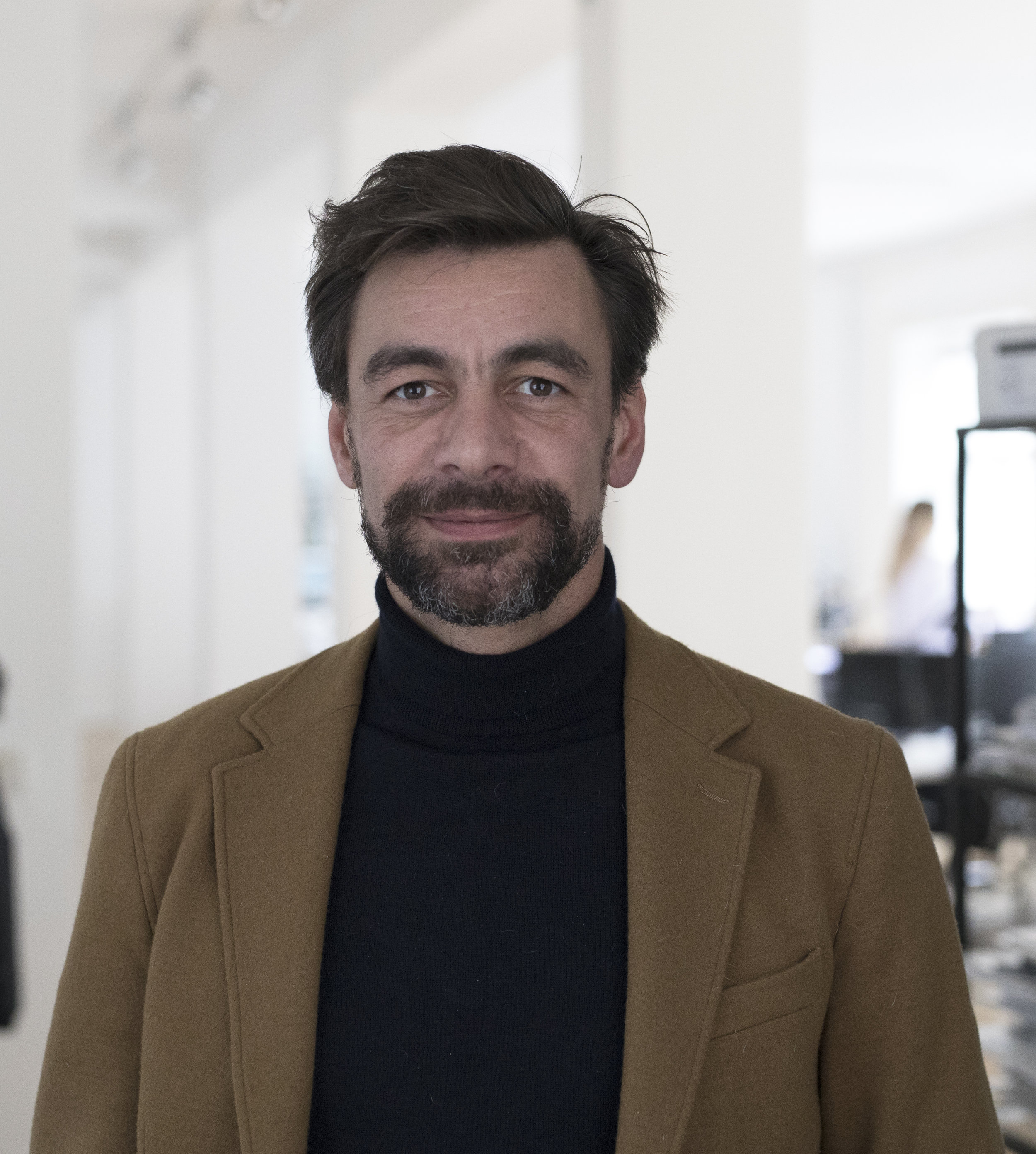 Marc Jay  Architect, partner  mj@we-a.dk  +45 2623 2951
