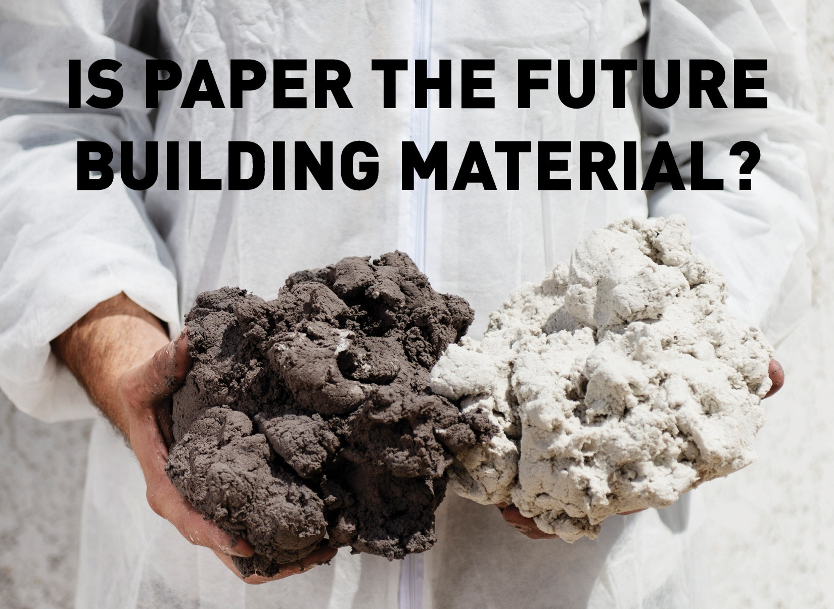 WE ARE DEVELOPING A LIGHT-WEIGHT, 100% RECYCLABLE AND BIODEGRADABLE BUILDING MODULE IN PAPER       14/03/2019   We are asking ourselves at WE architecture whether the building industry can protect our common resources instead of wearing them down. If ambitious architecture change the building industry for the common good - we hope so! In October, WE Architecture received 200.000 DKK from the Danish Arts foundation (Statens Kunstfond) to develop a building system based on papier mâché in collaboration with an Italian inventor who has developed a method, where recycled paper is treated with state-of-the-art technology making it non-inflammable and water-resistant. The ambition is to build a 100% biodegradable house entirely out of recycled wood and paper, demonstrating qualities that the papier mâché material provides, as for example its translucency and super lightweight construction.    Read more HERE.