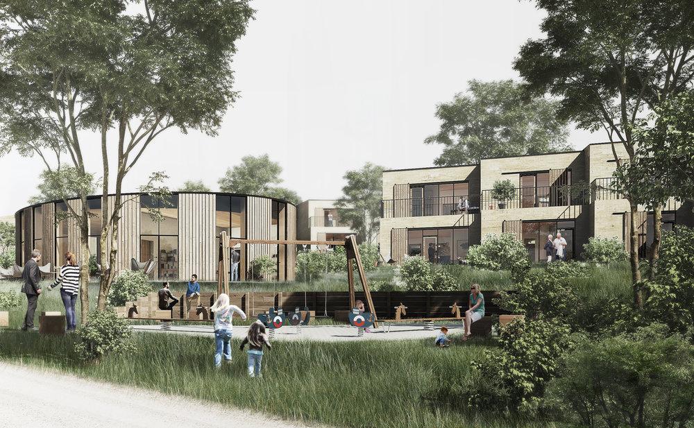 - Lauritshøj Housing