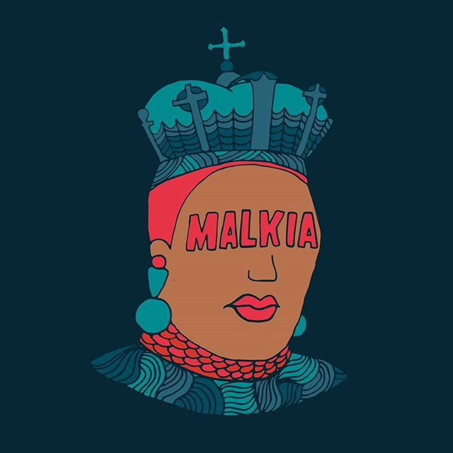 Malkia.👸🏾👑 . Empress Menen Asfaw . #queen #malkia #empress #empressmenen #illustration #illustrationoftheday #kulula #kululagoods