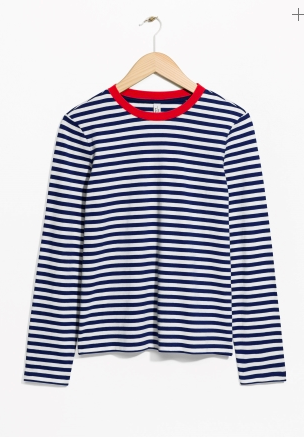 Striped tee | & Other Stories