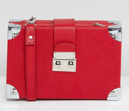Red box bag | ASOS