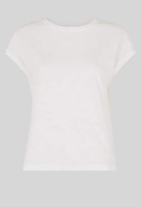Whistles cap sleeve t-shirt