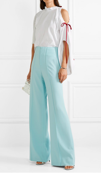 Alice & Olivia trousers at Net a porter