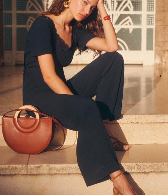 Sezane Louis jumpsuit