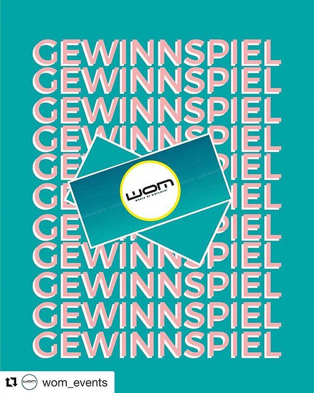 GEWINNSPIEL | CONTEST — Win 4x2 free tickets for the upcoming World of Movement festival 20./21.07. in #Hamburg — 1️⃣ follow @wom_events  2️⃣ comment this post with tagging your movement buddy 3️⃣ be one of the lucky 4 winners I'm going to draw on Sunday evening — #Repost @wom_events ・・・ Am 20 & 21 Juli findet im Edelfettwerk endlich unser World of Movement- Festival statt! Hier kannst du deinen Bewegungshorizont erweitern auf 70 Workshops und von über 40 der besten Coaches und Experten alles über Bewegung lernen. Dance, Yoga, Acroyoga, Martial Arts, Movement!  Möchtest du eine Karte gewinnen?! Kommentiere diesen Beitrag und markiere deinen Trainingsbuddy den du mitnehmen möchtest! Unter den Teilnehmern verlosen wir am Freitag eine Ehrenkarte für 2 Personen für das ganze Wochenende. #movementculture #gewinnspiel #winaticket #movement #worldofmovement #yoga #yogaculture #acroyoga #dance #martialarts #experiment #erweiterdeinenhorizont