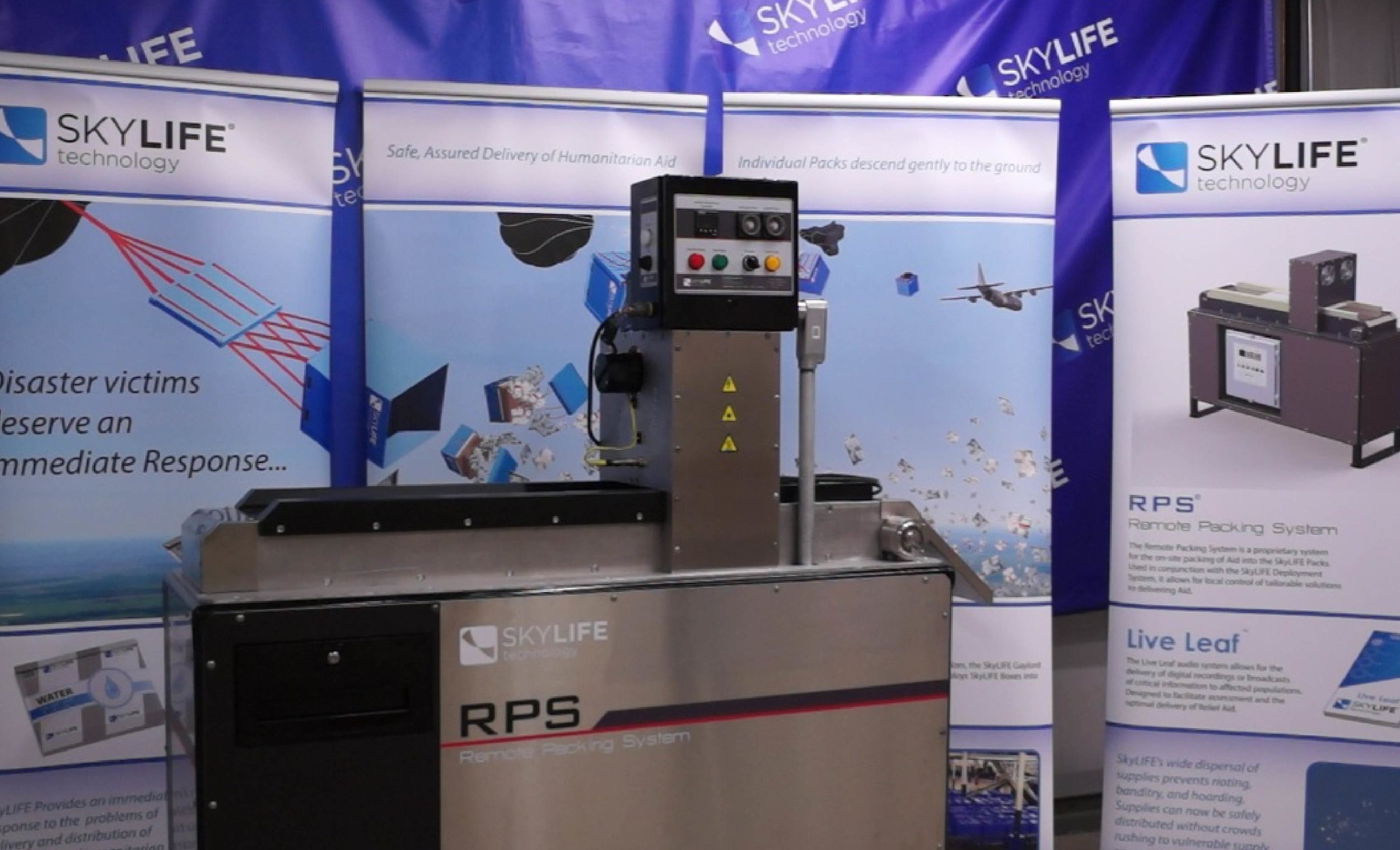 RPS    Remote Packaging System