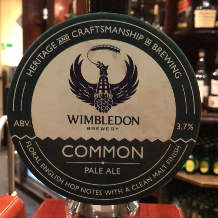 A fantastic ale from a local brewery.