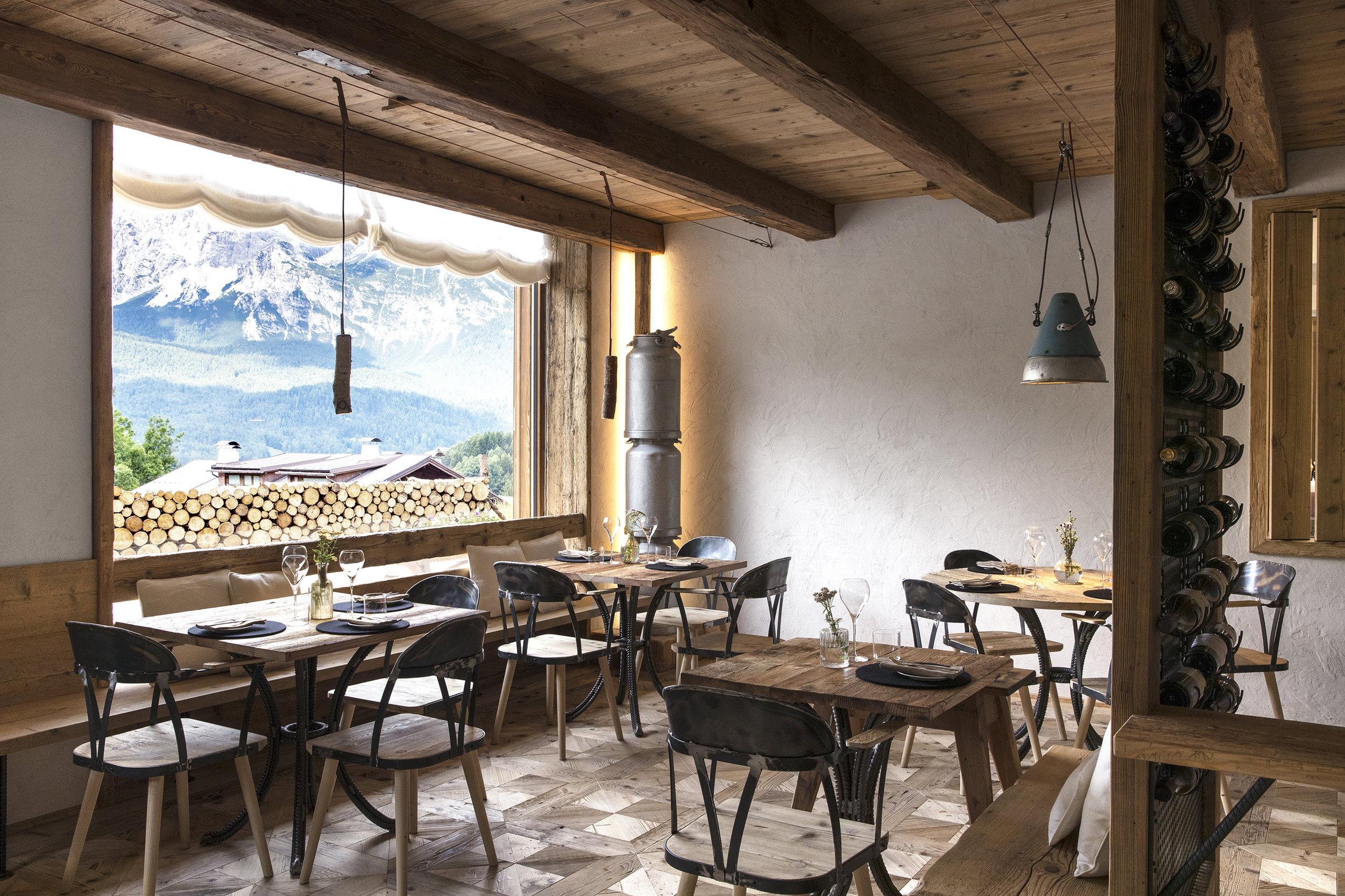 El Brite De Larieto Cortina.Sanbrite Agricucina Cortina D Ampezzo