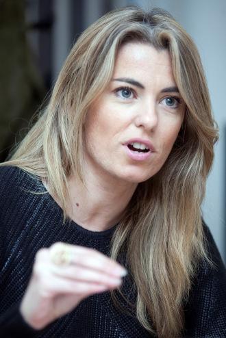 Anna Arqué Solsona - ICEC Spokesperson for Catalonia