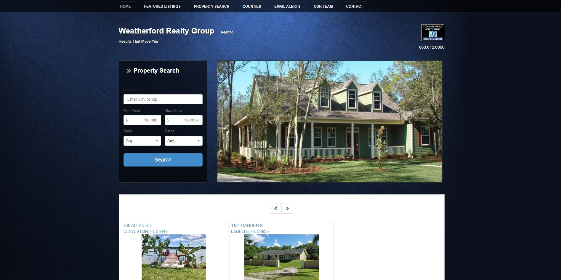 Weatherford Realty Group