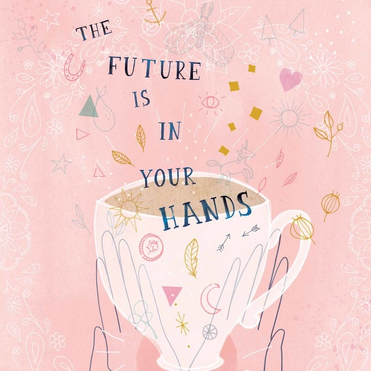 the future is in your hands -