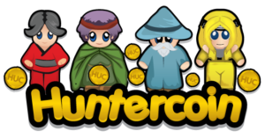 Logo for the Huntercoin game  (Image Credit -    Huntercoin.org   )