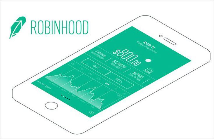 Robinhood screenshot (Image Credit -  Investopedia )
