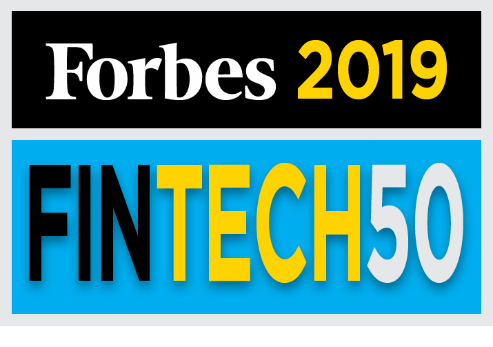 Forbes 2019 FinTech 50 ( Image Credit -    Forbes  )