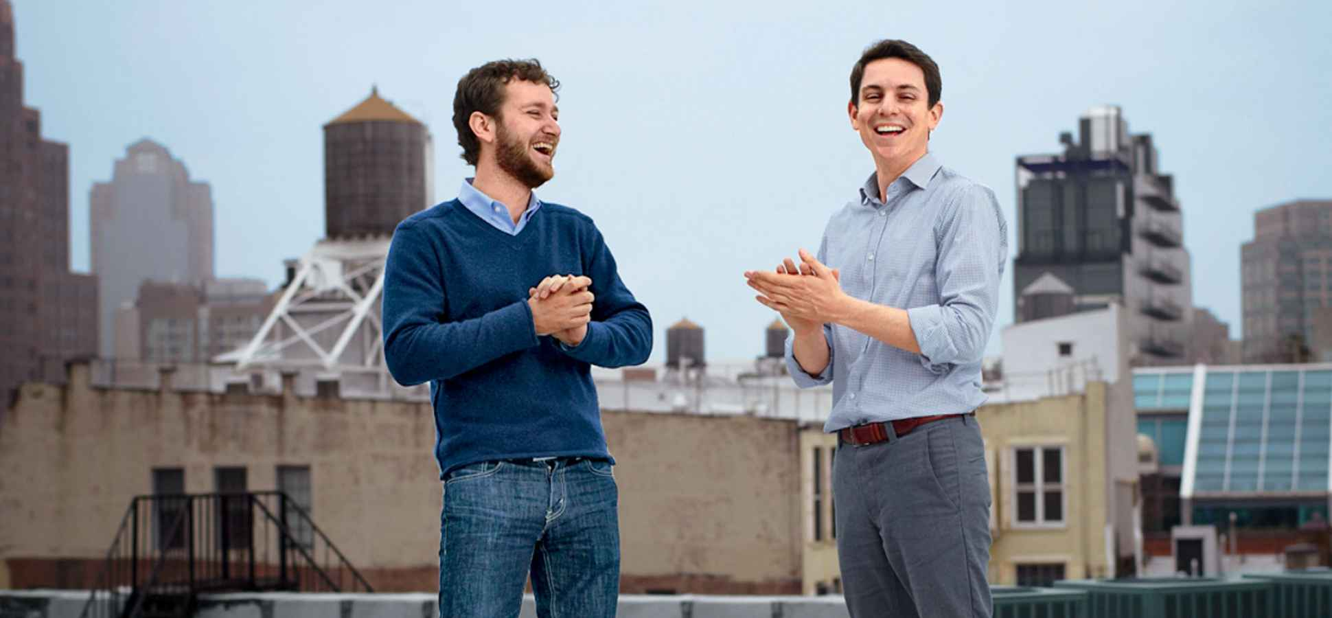 Betterment founders - Jon Stein and Eli Broverman (Image Credit -  Inc.com )