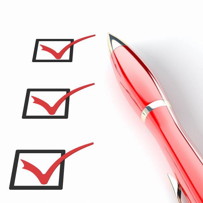 Checklist (Image -  BankingLicense )